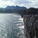 天龍 - 904 【料理無関係】沖縄本島・最北の 辺戸岬 と周辺の海