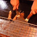14900935 - 肉工房まるよし 串焼き ハートフルみなとがわ(兵庫区)