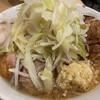 ラーメン二郎 - 料理写真:小豚ラーメン(860円)
