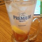 旨唐揚げと居酒メシ ミライザカ - レモンサワー・ビームハイボール飲み放題30分330円からこだわり酒場のうめレモンサワー