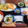 峠の茶屋 お殿水 - 料理写真:お殿水定食(2021.4.3)
