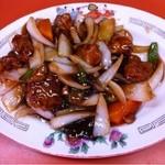 王龍 - 王龍 酢豚 ¥700