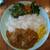 ブルーカフェ - タイ風チキンカレー