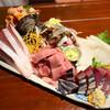 三国一 - 料理写真:刺身の盛り合わせ