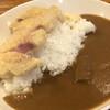 しまや - 料理写真:豚バラ&ロースカツカレー