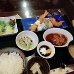 あん庵 - 料理写真:オススメ洋風幕の内定食