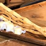アメリカンBBQダイニングAjito - 料理写真:自家製プリッツ&チーズ