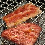 焼肉牛勢 - カルビ