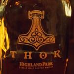 バー粋七 - THORのボトル.JPG