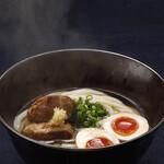 大江ノ郷製麺所 - 料理写真:角煮うどん【期間限定】