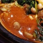 天竺 - スープ