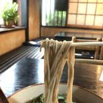 鎌倉五山 - そばアップ