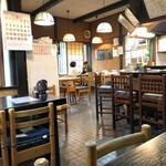 鎌倉五山 - 店内