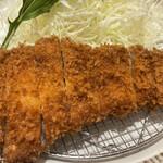 厚切りとんかつ 丸田ミート - 料理写真: