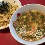 日和田製麺所 - つけ麺大盛り 750円