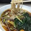 Kegon - 料理写真:山菜そばアップ