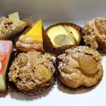 Hayami洋菓子店 - 料理写真:2021年4月 ケーキたち