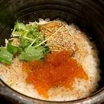 サブライム - 鮭といくらの土鍋ご飯