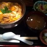 14906017 - 親子丼(大盛) ¥900