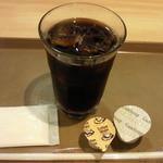 cafe Copana - アイスコーヒーSサイズです。