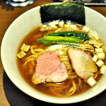 麺処 はら田 - 料理写真:'21.04醤油