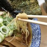 149066312 - 中華そばの麺