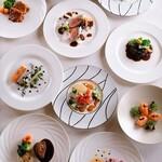 レストラン&ラウンジ eu - プリフィクスディナーコース