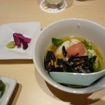 魚民 - 明太子茶漬け