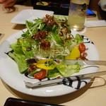 魚民 - 和風サラダ
