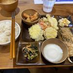 レストラン奥河内 - どの料理も美味しいですよ!