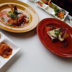 畑の食堂Copan - 料理写真: