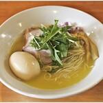 らーめん コッコ - 料理写真:味玉濃厚鶏らーめん 800円