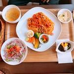 カフェきりき - 料理写真:ナポリタン