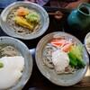 蕎澤 - 料理写真:ぶっかけ三色