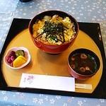 日本料理 音羽 - 親子重