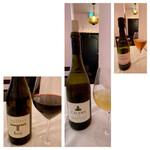 RISTORANTE REGA - ワインのサーブされる量がなみなみですよ♬ 若いサービスマン、ソムリエ目指して頑張れ*\(^o^)/*