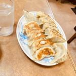 寿楽 - 餃子