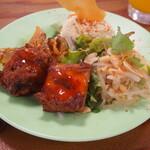 台風飯店 - 前菜盛り合わせ