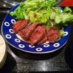 焼肉 たなか畜産 - ハラミ定食