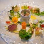 ジュエーメ - 厳選食材で彩られた美味なる一皿