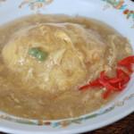 天山 - 天津飯