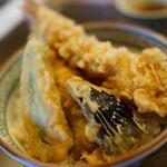 二丸屋武蔵亭 - 会津で一番の天丼