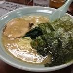 14910065 - 醤油ラーメン  麺細め