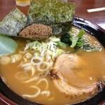 14910078 - 味噌ラーメン  麺太め