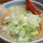 らーめん弁慶 - 醤油ラーメンミニ(780円)