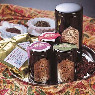 100%茶葉の紅茶や手作りドリンクもぜひお召し上がりください