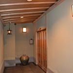 ほり川 - 玄関入口