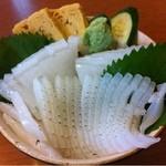 ちなみ - イカ丼たっぷりー
