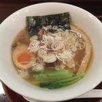 京都天下ご麺 - 近江塩鶏麺です。