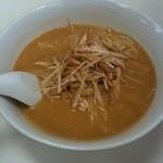 14911581 - 鶏絲坦々麺